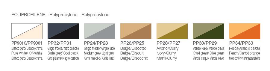 Colores de la carcasa Pure Loop Binuance