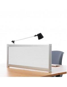 Separador de mesa acústico estofado mop407001