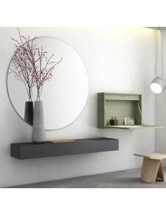 Mesa suspensa minimalista mju2023012