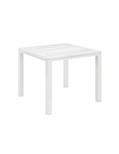 Aluminum side table Shio sho1032023
