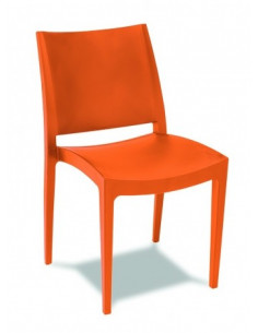 Cadira, polipropilè apilable mod 163 sho1092006