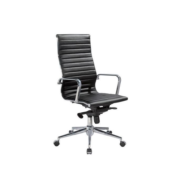 fauteuil bureau basculant simili cuir sdi1040001. Black Bedroom Furniture Sets. Home Design Ideas
