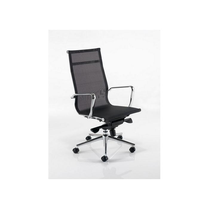 fauteuil bureau direction maille haut sdi1040003. Black Bedroom Furniture Sets. Home Design Ideas