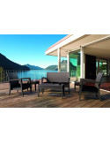 Rattan sofa Miami Ipanema sho1032025