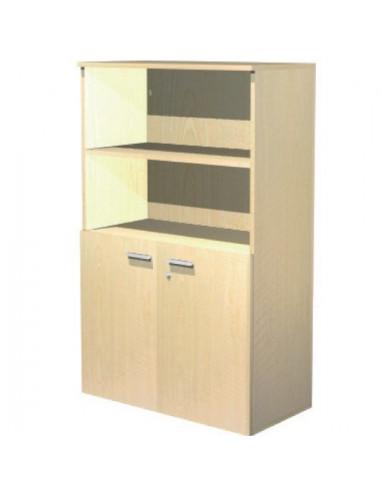 Armoire bureau avec portes aca1101005