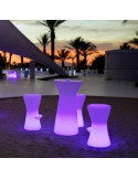 Bar stool with light sta1146001