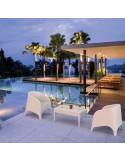 Resol Estoril armchair sho1032064 white set