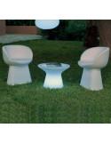 Fauteuil lumineux jardin design sho1146002