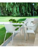 Table jardin RESOL FLASH mho1032053 avec fauteuil POLE