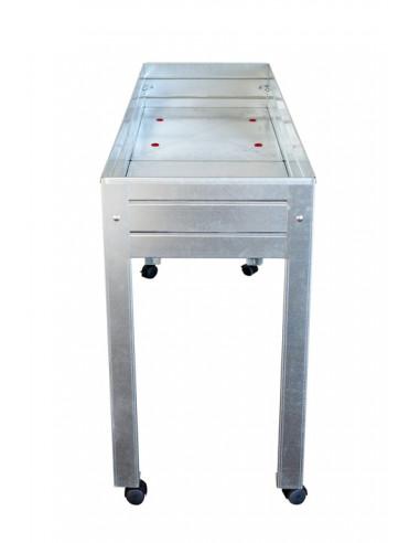 75X50 cm galvanized metal grow table hja2009001