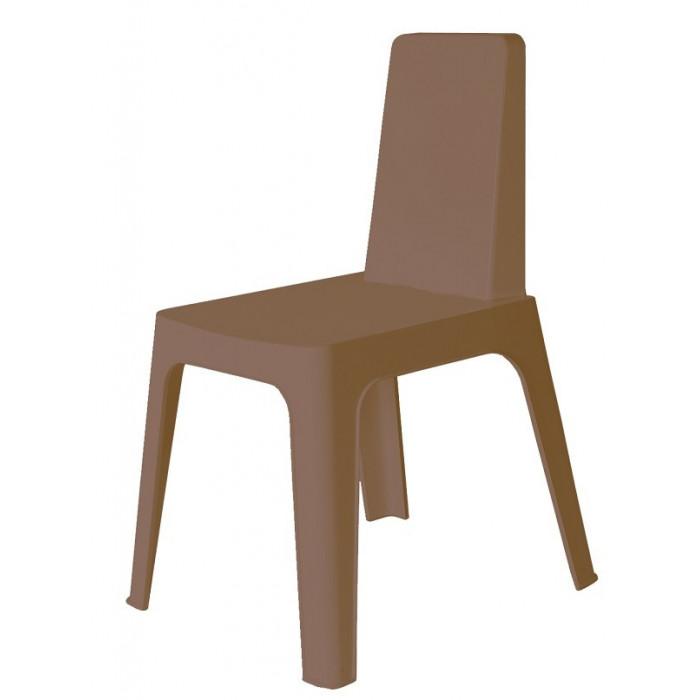 chaise julia empilable pas cher mobilier restaurant chr. Black Bedroom Furniture Sets. Home Design Ideas