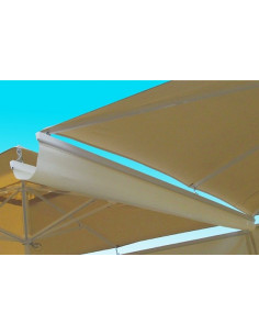 Canal verteaguas para Guarda-sol para bar pho2005010