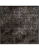 Vintage carpet CARVING AXEL coal1153013