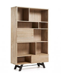 etagere VTA 1p 1t bois acacia natural esa2015001