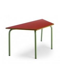 Mesa infantil escolar trapezoidal mes105001