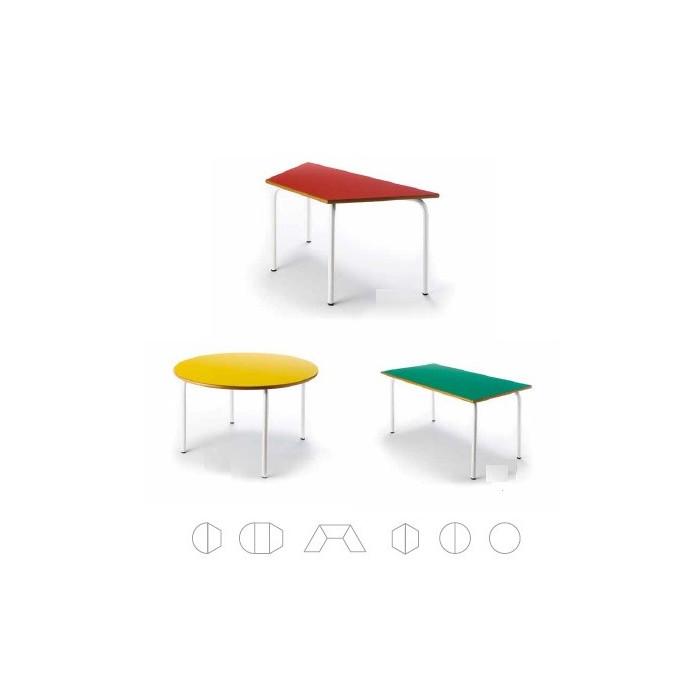 mobilier scolaire table scolaire maternelle et primaire ronde. Black Bedroom Furniture Sets. Home Design Ideas