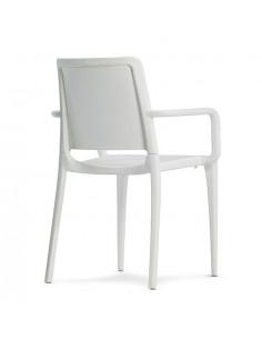 Stackable HALL armchair Ezpeleta sho1104007