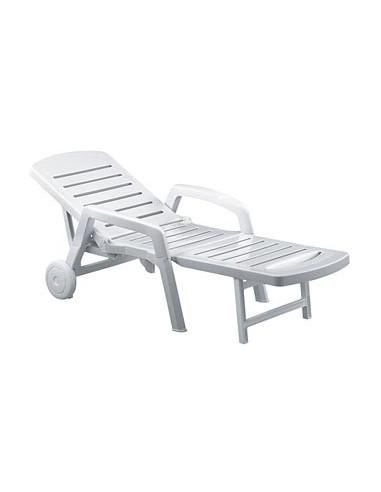 Chaise longue pliante RESOL Ibiza sho1032080