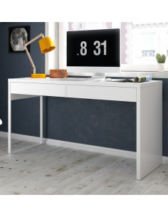Table bureau avec tiroirs mju2010001