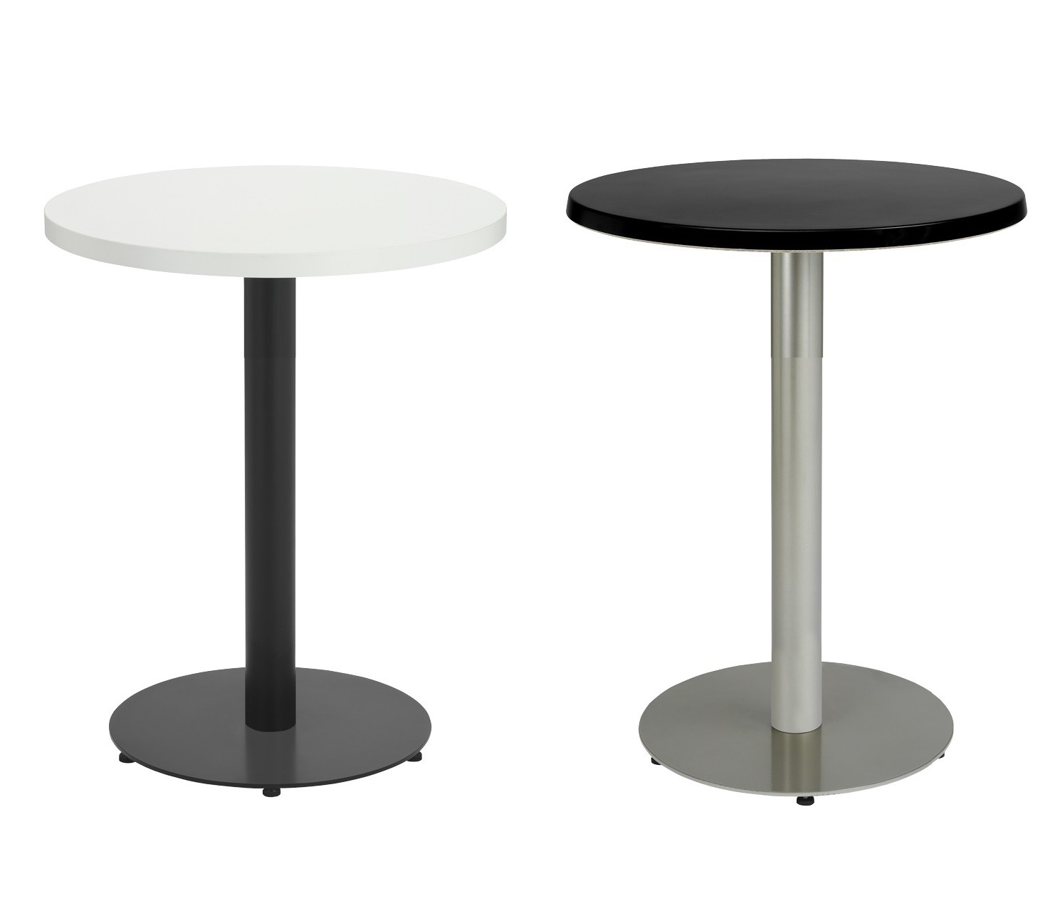 Mobiliario hostelería Mesas redondas para restaurantes, bares y ...