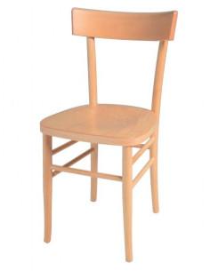 Restaurant chair retro style sho195001