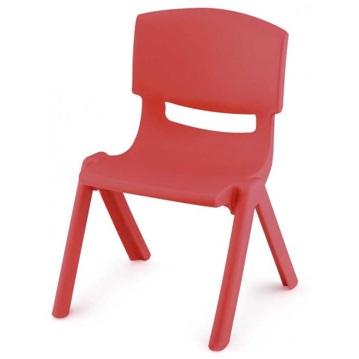 chaise enfant empilable en plastique en rouge vert jaune. Black Bedroom Furniture Sets. Home Design Ideas