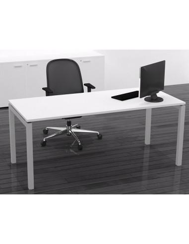 bureau design 120cm mobilier de bureau design en ligne. Black Bedroom Furniture Sets. Home Design Ideas
