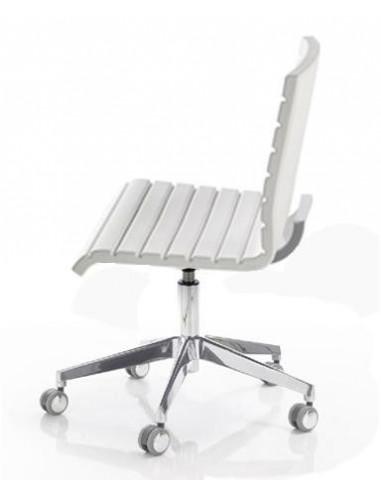 Sedia girevole-ofina con elastomero spo832006