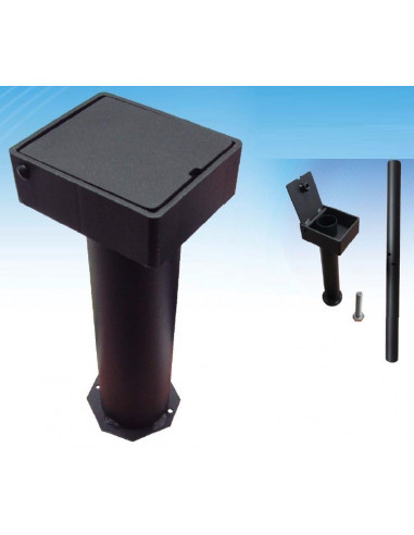 Base embutir com tampa para guarda-chuva MASTER pho2005019