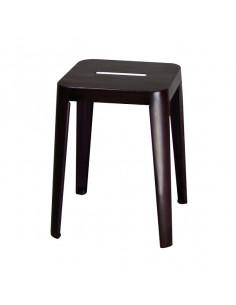 Low stool galvanised steel sta1100007