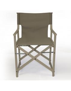 Cadira director moderna en textil plegable sho1032083