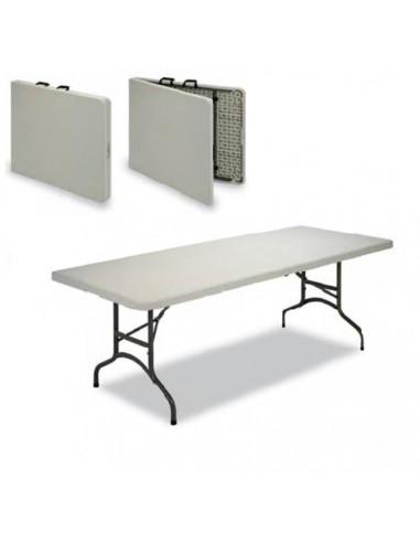 210cm polyethylene folding banquet table mpl1092020