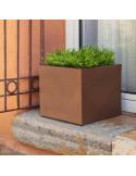 Jardiniere pot fleurs Narciso cja1146008