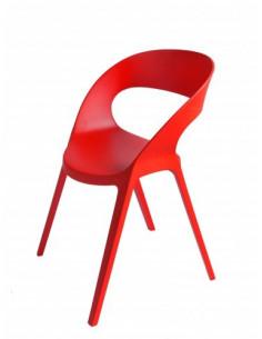 Cadira CARLA RESOL apilable sho1032011
