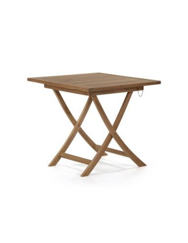Table pliante en bois de teck pour salon jardin Bruma by PILMA msa887001