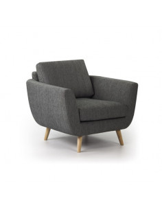 Sof 2 o 3 plazas de dise o minimalista mobiliario y - Butacas modernas ...