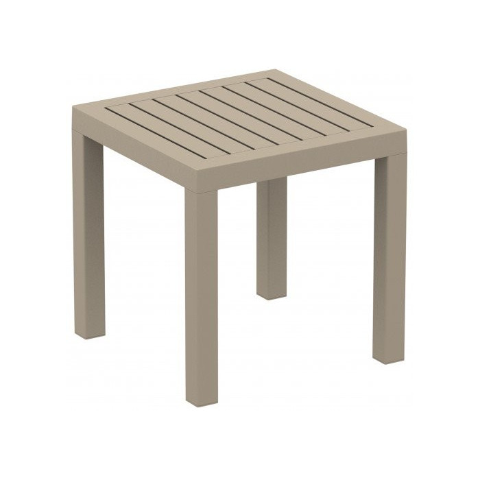 Mesa ocean click clack resol mobiliario hosteler a y terraza - Mesa auxiliar para sofa ...