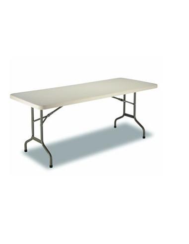 Table banquet pliante plateau polyethylene 150cm mpl1092014