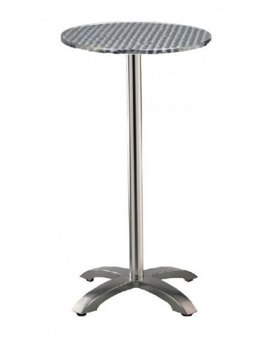 mesa com pé max brilho mho103228