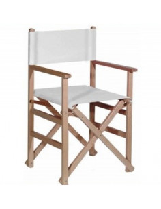 Director de la càtedra en fusta i tela ste2003002 conjunt de cadires de noguera