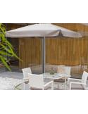 Sun umbrella 3 metres with concret basepho1104001