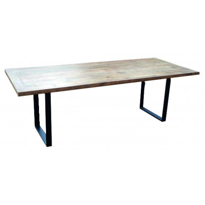Mesa vintage de madera maciza me04 mho1022003 mobiliario for Mesa 70x70 extensible
