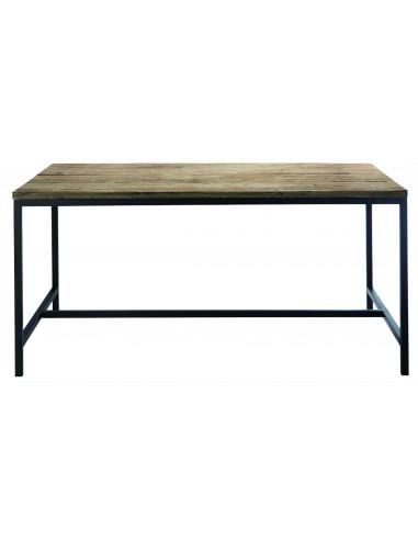 Mesa vintage de madeira maciça ME09 mho1022009