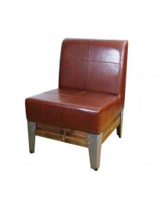 Single vintage Sofa for Hospitality ALLAG mho1100007