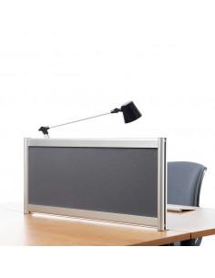 Separatore di desktop acustico tappezzeria mop407001