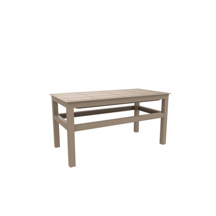 Mesa click clack resol rectangular de 90x45cm mobiliario - Mesa auxiliar para sofa ...