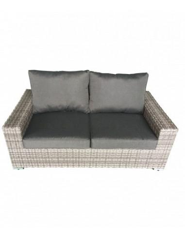 Sofa BRUNO en ratán sho103233