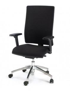Cadira ergonòmica tornar malla syncro ste166002 nou seient de color lila