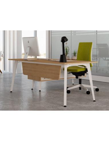 Mesa de escritório 180x80cm mop1101038