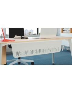 Voile de fond metallique pour bureau ORIGIN mop1056004